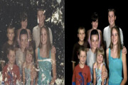 I will restore old photos and color them 11 - kwork.com