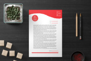 I will design professional stationery items business card letterhead 14 - kwork.com