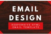 I will design editable email template and newsletter 5 - kwork.com