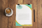 Creating a letterhead 5 - kwork.com