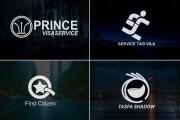 I will do amazing logo design 6 - kwork.com