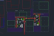 I can create architectural floor plans in Autocad 12 - kwork.com