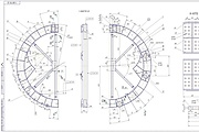 Development of drawings. ESKD and GOST. Compass, Solidworks, NX 4 - kwork.com