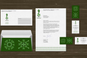 I will develop corporate identity element for your company 14 - kwork.com