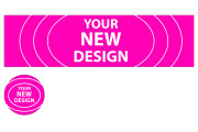I will make a social network design. Youtube 4 - kwork.com
