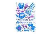 Creation of greeting cards 11 - kwork.com
