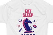 I will create unique original t-shirt design 6 - kwork.com