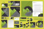I will design brand style guide and minimalist logo design 6 - kwork.com