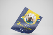 I will design a professional business flyer 16 - kwork.com