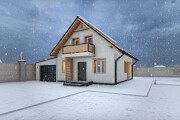 I will perform 3D modeling and visualization of buildings 9 - kwork.com