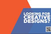 Creative Promo Flyer Design 10 - kwork.com