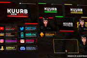 I will design twitch overlays,alerts,banners,logo and animations 8 - kwork.com