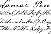 I will create a font based on your handwriting 5 - kwork.com