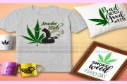I will give 3000 organic medical cigarette svg bundle 6 - kwork.com