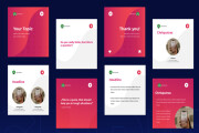 I will design anything you want in canva pro editable 7 - kwork.com
