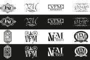 Great logos and more 12 - kwork.com