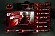 I Will Create A Cool Twitch Channel Design 8 - kwork.com