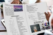I will design and make a catalog or magazine 6 - kwork.com