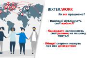 Working banner for advertising 9 - kwork.com