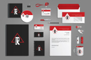 I will develop corporate identity element for your company 11 - kwork.com