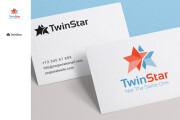Original Minimalistic Logo Design 6 - kwork.com