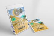 I will design creative flyers 5 - kwork.com