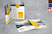 I will design an amazing corporate brochure, Booklets, and Catalogs 10 - kwork.com