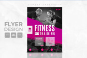 I will design a unique flyer for your business 15 - kwork.com
