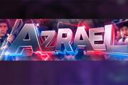 YouTube Banner Channel Art Design 5 - kwork.com