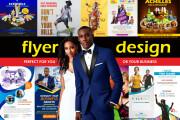 Design modern flyer, poster or brochure in 24 hours 4 - kwork.com