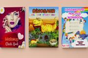 I will design Halloween poster for kids 11 - kwork.com