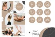 Cool instagram design for your business 7 - kwork.com