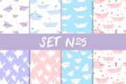 Sell Seamless Patterns Sets 11 - kwork.com