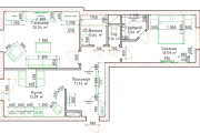 Planning solutions for apartments and houses. Layout, redevelopment 7 - kwork.com
