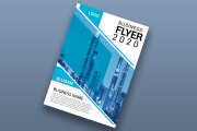 I will do professional corporate creative modern business flyer design 8 - kwork.com