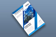 I will do professional corporate creative modern business flyer design 9 - kwork.com