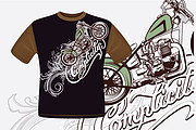 Design beautiful tshirt design 6 - kwork.com