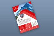 I will do professional corporate creative modern business flyer design 7 - kwork.com