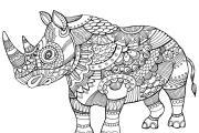 250 mandala animal coloring pages 10 - kwork.com