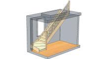 Stair design 9 - kwork.com
