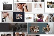 I will design a modern photo book, wedding album, photobook 10 - kwork.com