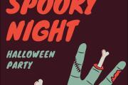 I will design halloween cards, flyers, brochures, posts 6 - kwork.com