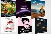 I will Do Book Cover Design, Book Cover Design, Ebook Cover 9 - kwork.com