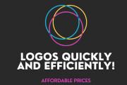 Unique logo. Fast, cheap and high quality 5 - kwork.com