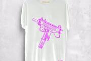 T shirt design 9 - kwork.com