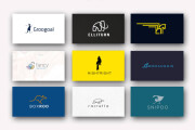 I will do modern minimalist business logo design in 24hr 10 - kwork.com