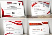 I will create an awesome certificate design 6 - kwork.com
