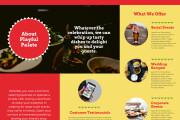 Design professional flyer, brochure 12 - kwork.com