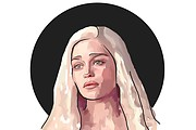 I Will Draw A Unique Stylized Portrait For You 5 - kwork.com