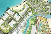 I can develop rendered layout of master plan for your project 4 - kwork.com